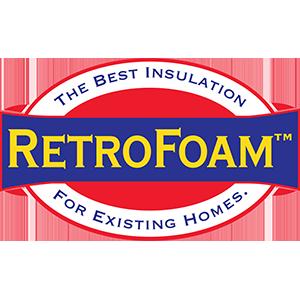 RetroFoam™ Injection Foam Insulation