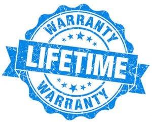 lifetime warranty guarantee